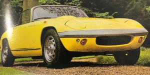 1970 Lotus Elan S4 SE