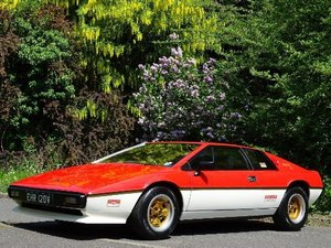1979 Lotus Esprit 2.0 S2 2dr TRUE TIME WARP CONDITION, LOOK