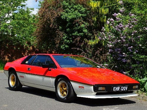 1979 Lotus Esprit 2.0 S2 2dr TRUE TIME WARP CONDITION, LOOK  For Sale (picture 2 of 10)