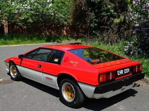 1979 Lotus Esprit 2.0 S2 2dr TRUE TIME WARP CONDITION, LOOK  For Sale (picture 4 of 10)