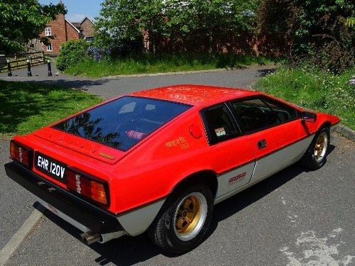 1979 Lotus Esprit 2.0 S2 2dr TRUE TIME WARP CONDITION, LOOK  For Sale (picture 5 of 10)