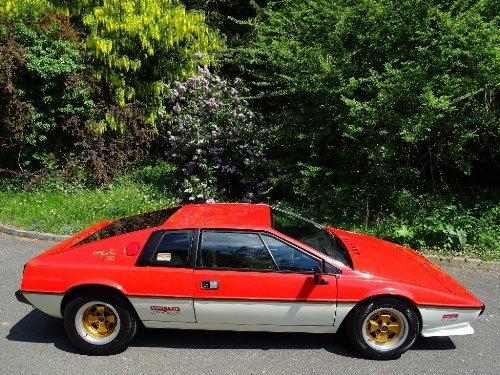 1979 Lotus Esprit 2.0 S2 2dr TRUE TIME WARP CONDITION, LOOK  For Sale (picture 6 of 10)