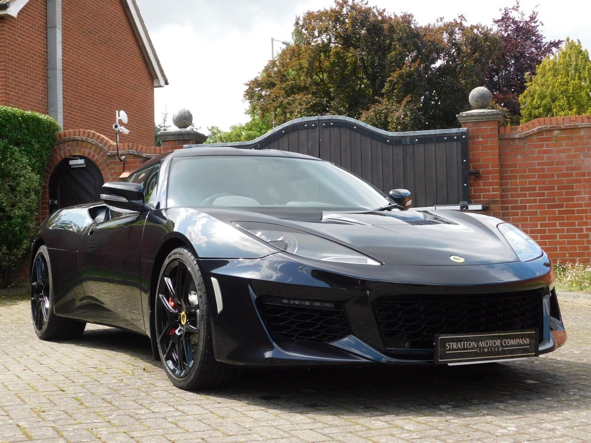 2016 Lotus Evora 400 For Sale (picture 1 of 8)