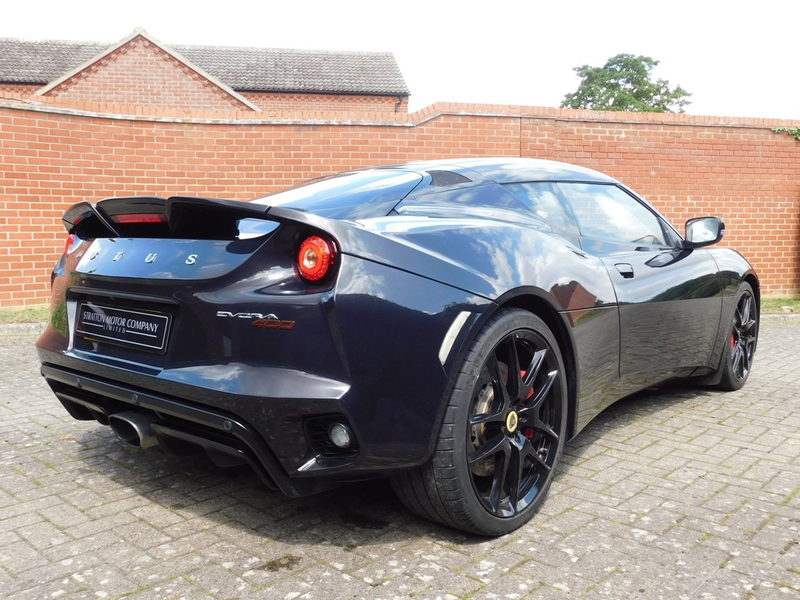 2016 Lotus Evora 400 For Sale (picture 7 of 8)