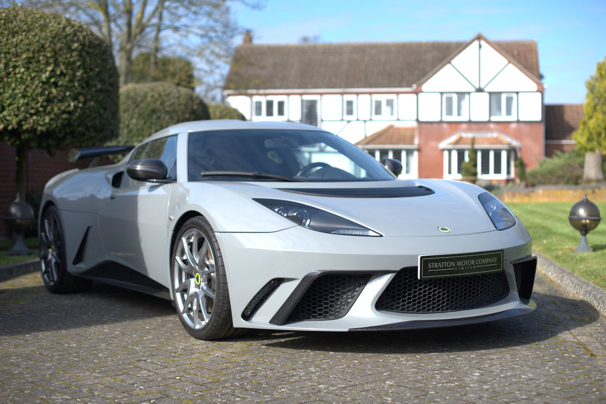 2017 Lotus Evora Stratton GT Limited Edition Car No.3  Vat Q For Sale (picture 1 of 17)