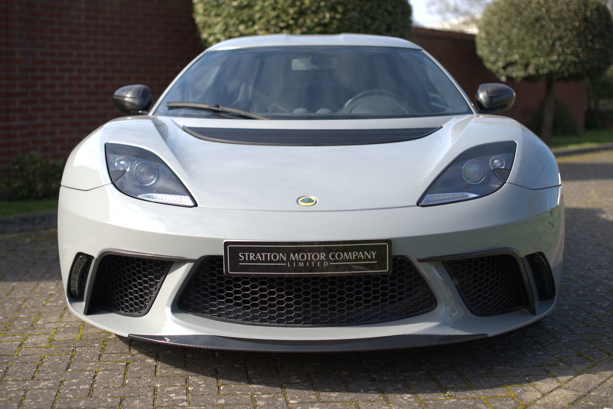 2017 Lotus Evora Stratton GT Limited Edition Car No:3 For Sale (picture 4 of 17)