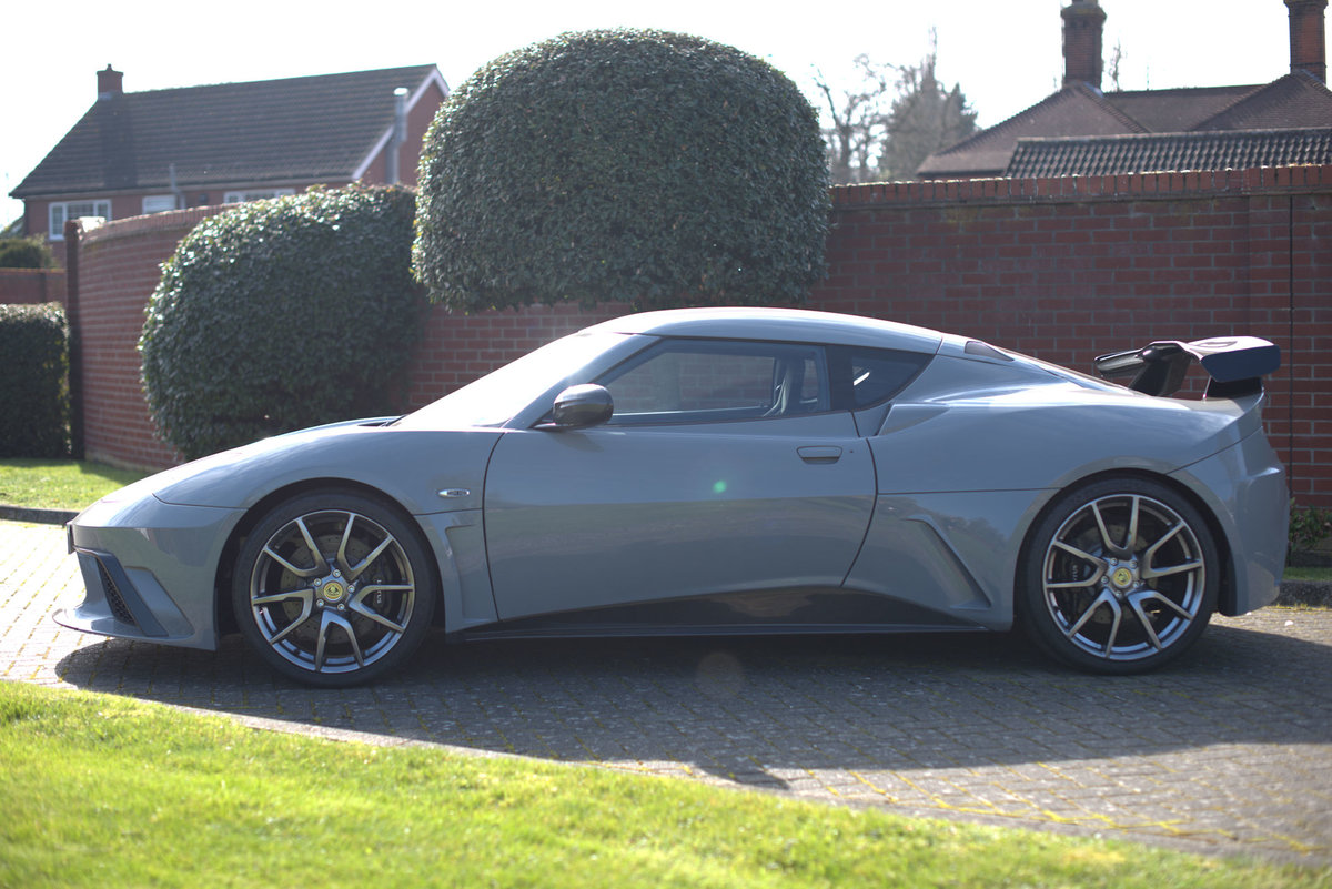 2017 Lotus Evora Stratton GT Limited Edition Car No.3  Vat Q For Sale (picture 5 of 17)
