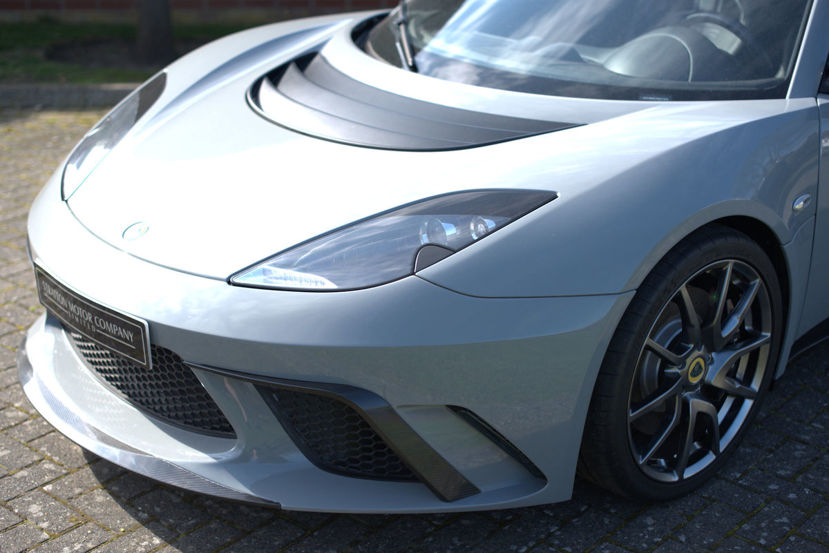 2017 Lotus Evora Stratton GT Limited Edition Car No:3 For Sale (picture 6 of 17)