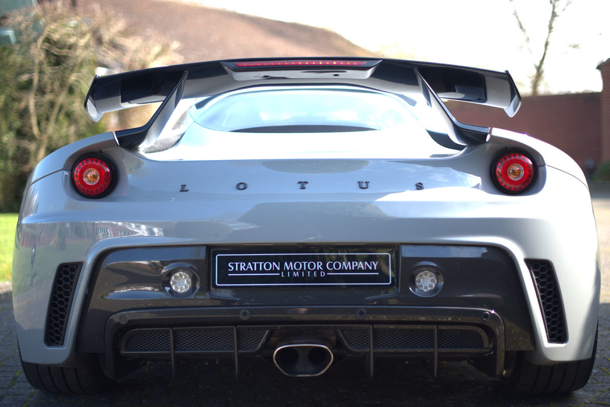 2017 Lotus Evora Stratton GT Limited Edition Car No.3  Vat Q For Sale (picture 10 of 17)