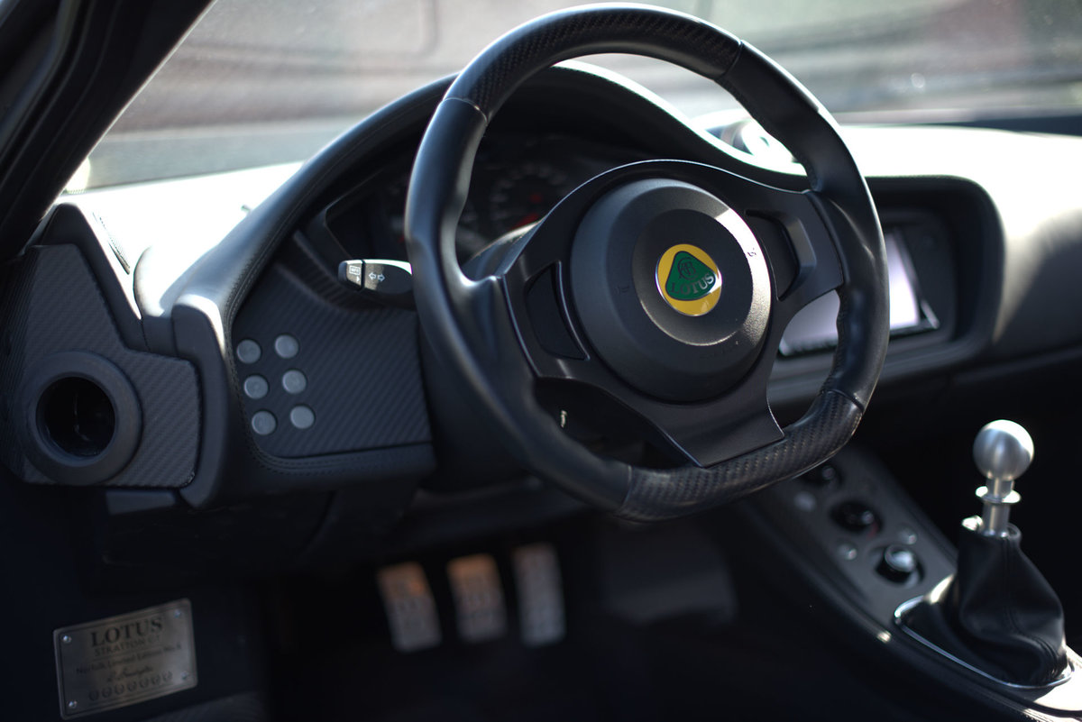 2017 Lotus Evora Stratton GT Limited Edition Car No.3  Vat Q For Sale (picture 13 of 17)