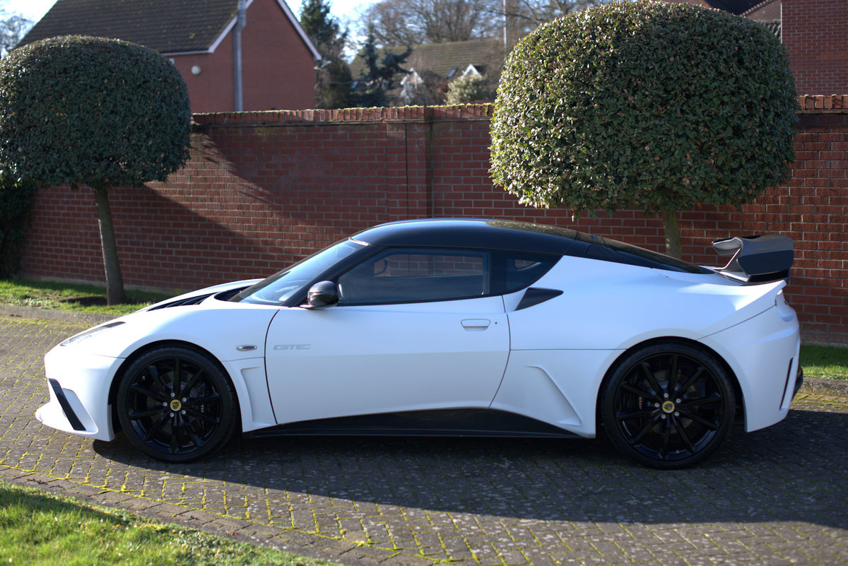 2017 Lotus Evora Stratton GT Limited Edition Car No:5 For Sale (picture 4 of 24)