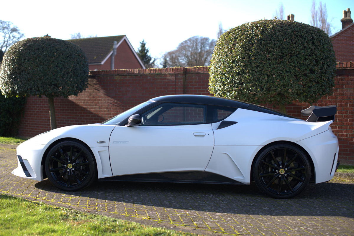 2017 Lotus Evora Stratton GT Limited Edition Car No:5 For Sale (picture 11 of 24)