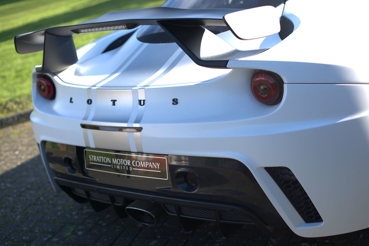 2017 Lotus Evora Stratton GT Limited Edition Car No:5 For Sale (picture 13 of 24)