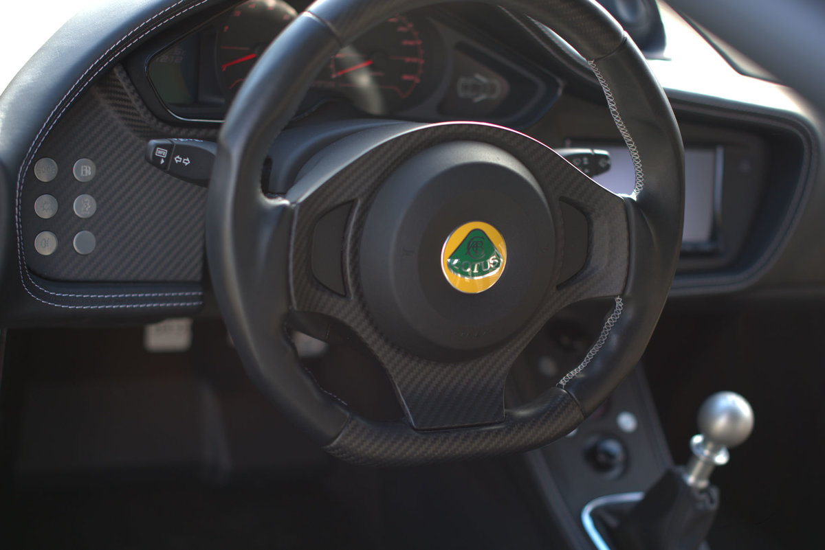 2017 Lotus Evora Stratton GT Limited Edition Car No:5 For Sale (picture 17 of 24)