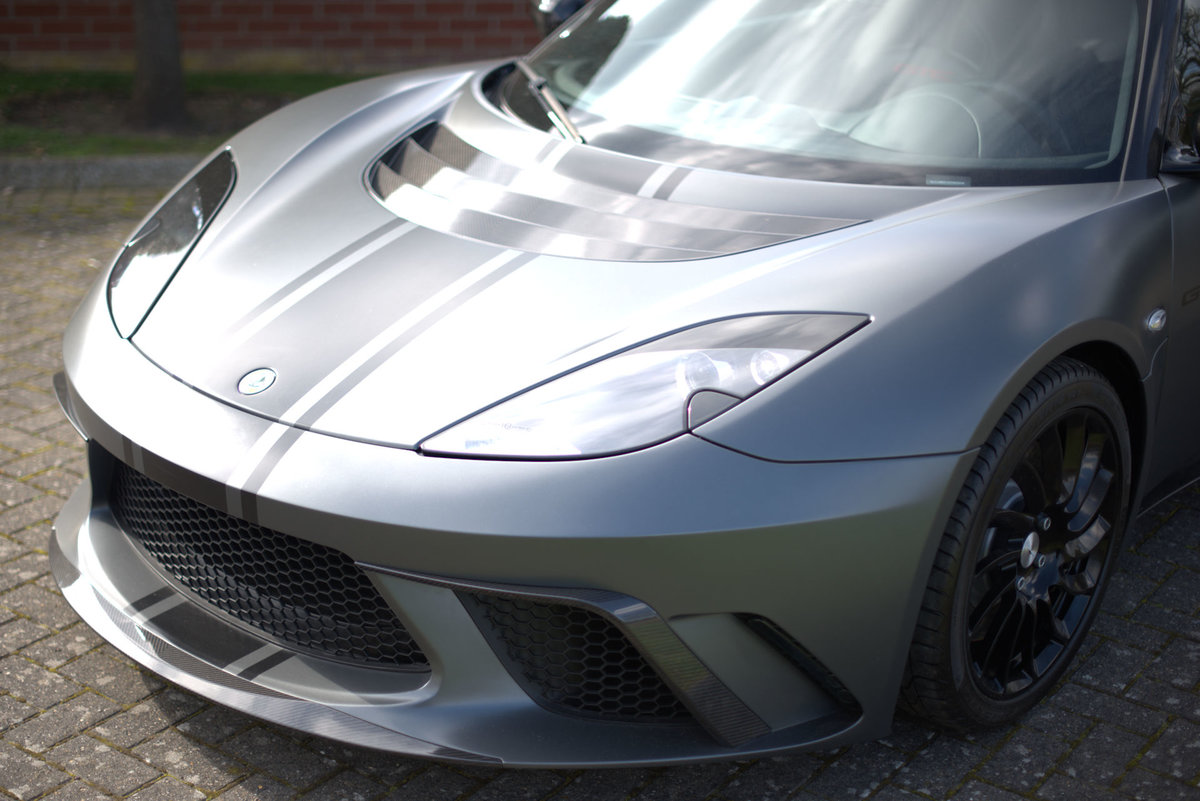 2017 Lotus Evora Stratton GT Limited Edition Car No:4 For Sale (picture 6 of 12)