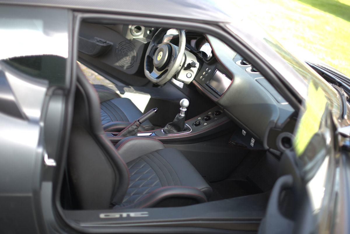 2017 Lotus Evora Stratton GT Limited Edition Car No:4 For Sale (picture 11 of 12)