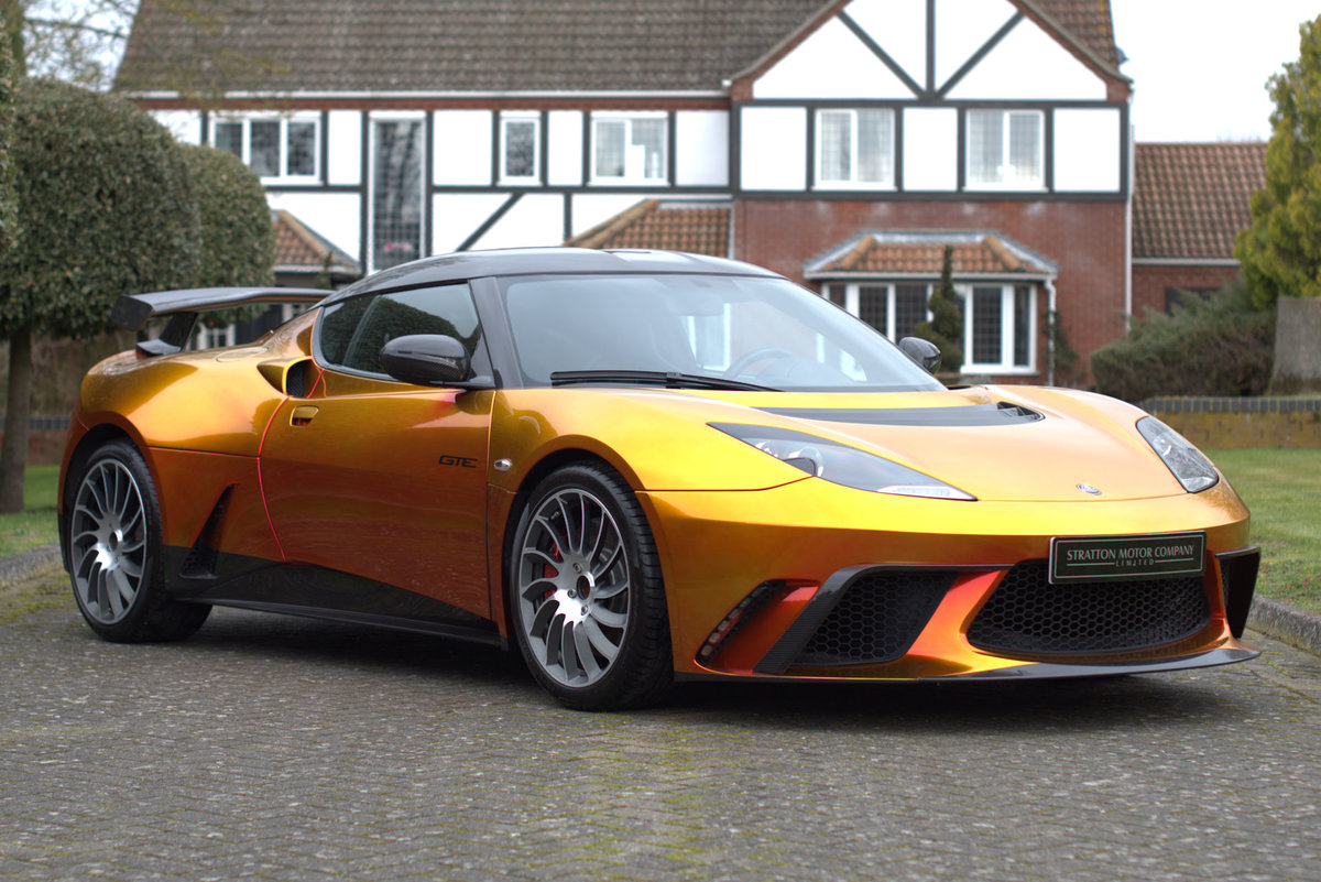 2017 Lotus Evora Stratton GT 2017 SWISS BEATS Edition No:2 For Sale (picture 3 of 24)
