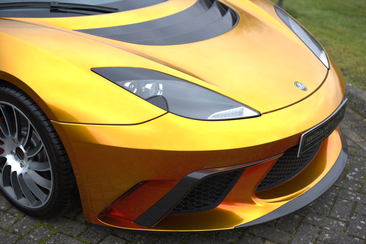 2017 Lotus Evora Stratton GT 2017 SWIZZ BEATS Edition No:2 For Sale (picture 5 of 24)