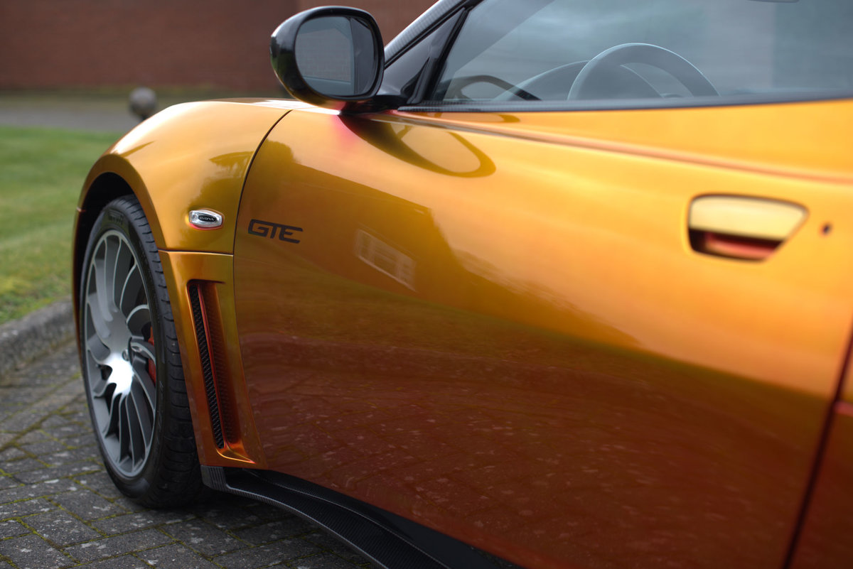 2017 Lotus Evora Stratton GT 2017 SWISS BEATS Edition No:2 For Sale (picture 7 of 24)