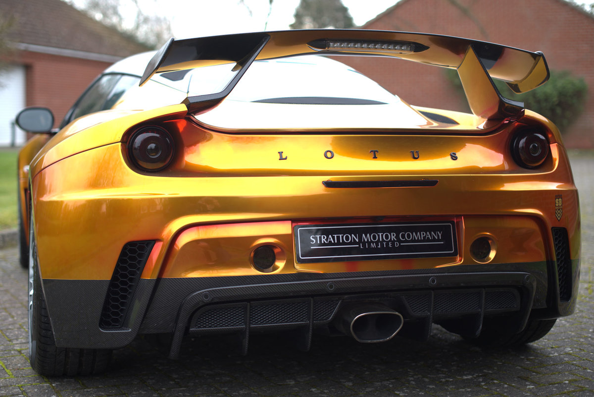 2017 Lotus Evora Stratton GT 2017 SWISS BEATS Edition No:2 For Sale (picture 15 of 24)