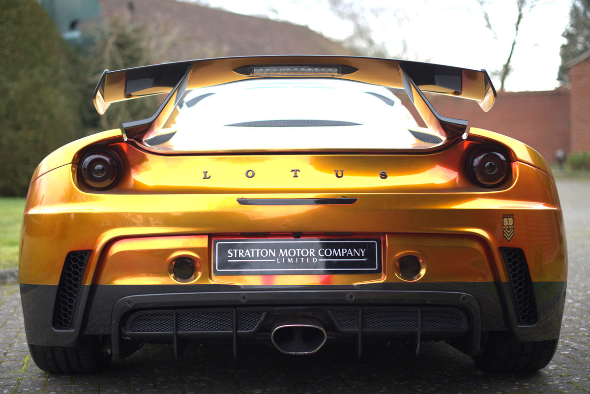 2017 Lotus Evora Stratton GT 2017 SWIZZ BEATS Edition No:2 For Sale (picture 16 of 24)