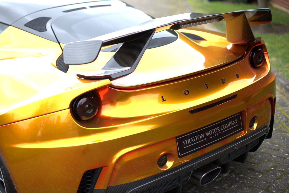 2017 Lotus Evora Stratton GT 2017 SWIZZ BEATS Edition No:2 For Sale (picture 17 of 24)
