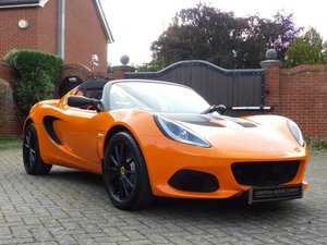 2019 Demo Lotus Elise 220 Sport For Sale
