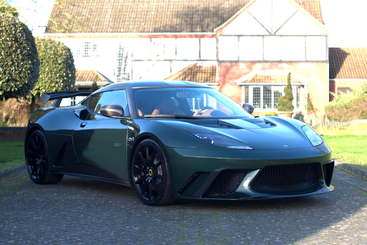 2017 Lotus Evora Stratton GT Limited Edition Car No:1 For Sale (picture 1 of 22)
