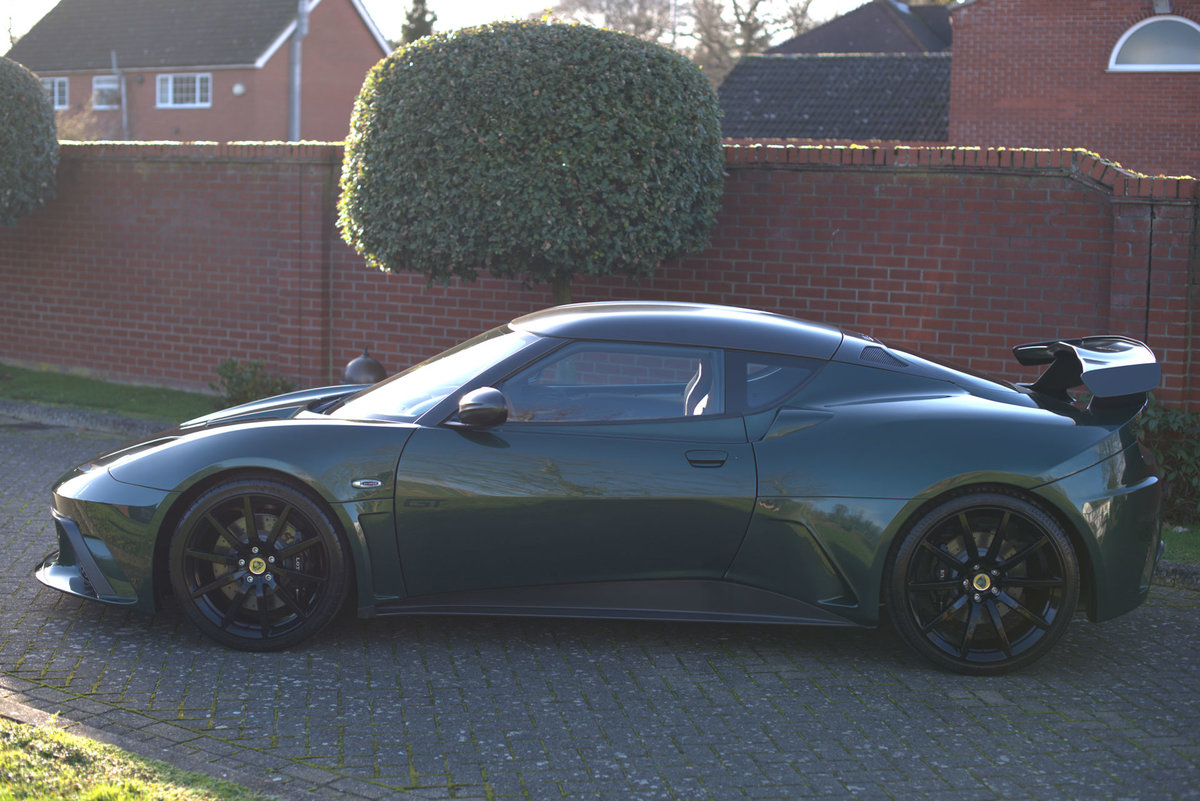2017 Lotus Evora Stratton GT Limited Edition Car No:1 For Sale (picture 6 of 22)