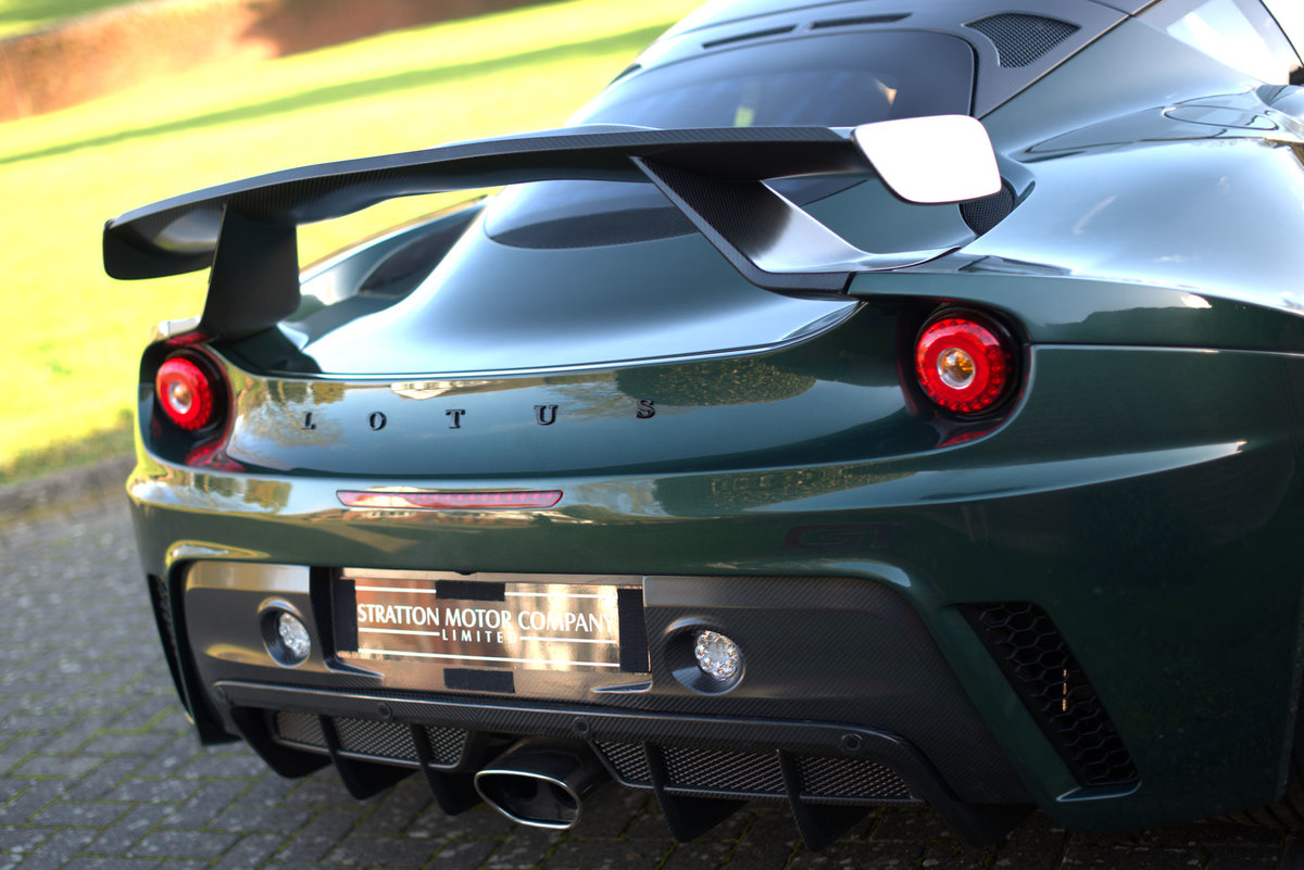 2017 Lotus Evora Stratton GT Limited Edition Car No:1 For Sale (picture 8 of 22)