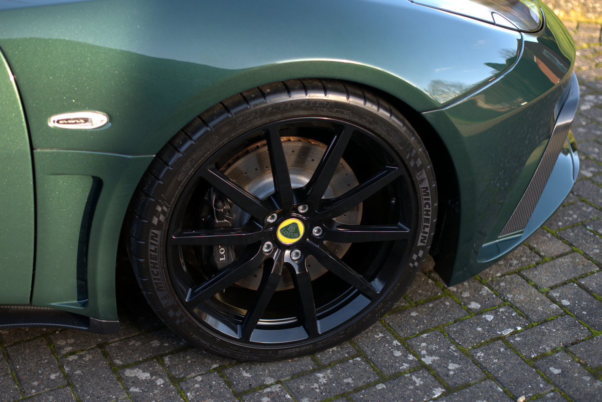 2017 Lotus Evora Stratton GT Limited Edition Car No:1 For Sale (picture 10 of 22)