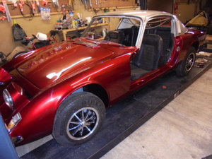 Lotus Elan +2 130/4 1972 For Sale