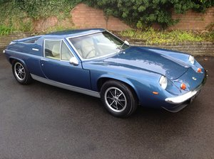 1975 Lotus Europa 5 Speed Special For Sale