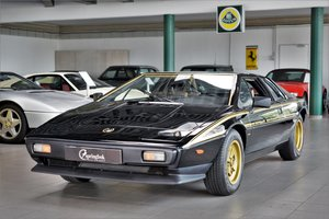 "1980 Lotus Esprit ""John Player Special"" S2 For Sale"