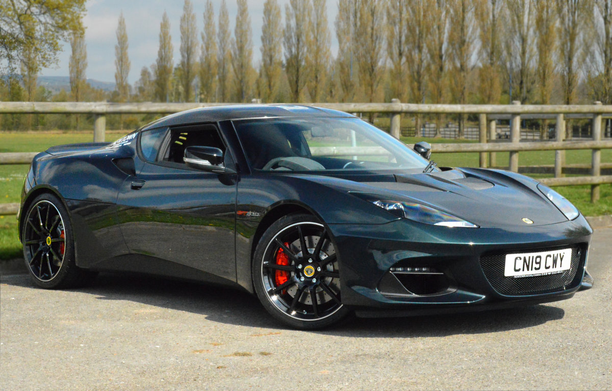 2019  Lotus Evora GT410SPORT  For Sale (picture 3 of 6)