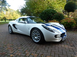 2006 Stunning low mileage Elise 111R SOLD