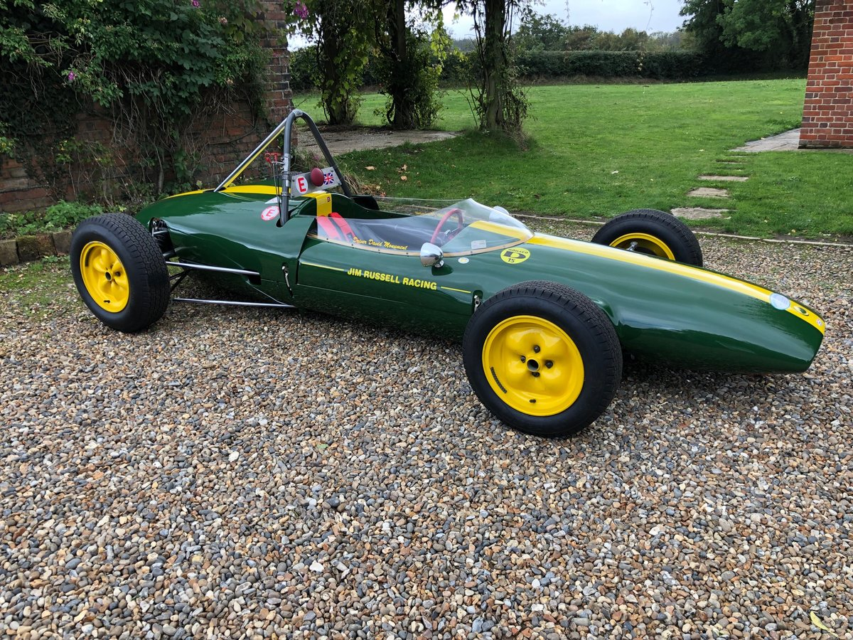 1964 Lotus 31 Formula Three / Formula 3 For Sale (picture 1 of 6)
