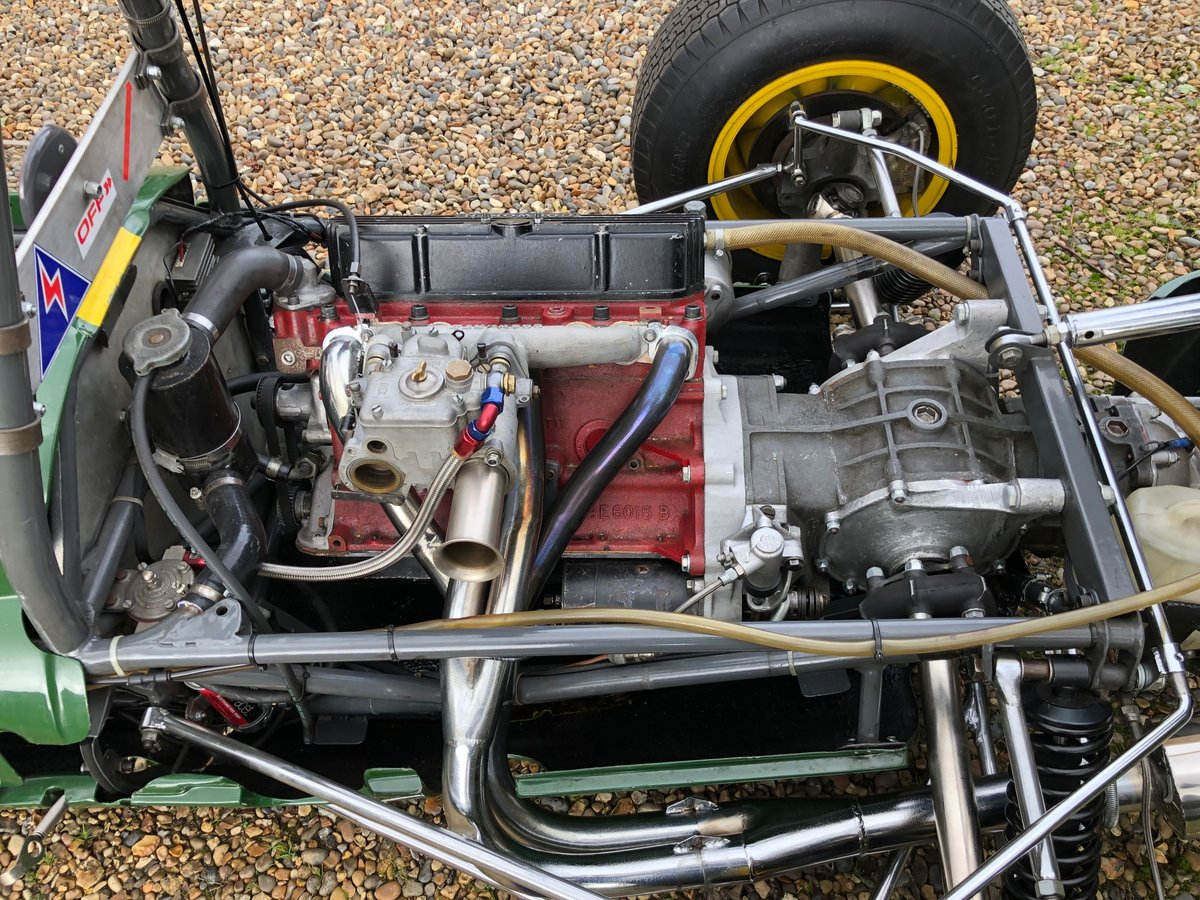 1964 Lotus 31 Formula Three / Formula 3 For Sale (picture 3 of 6)