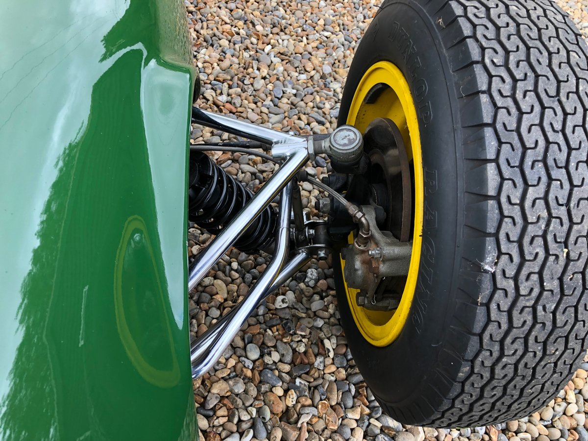 1964 Lotus 31 Formula Three / Formula 3 For Sale (picture 4 of 6)