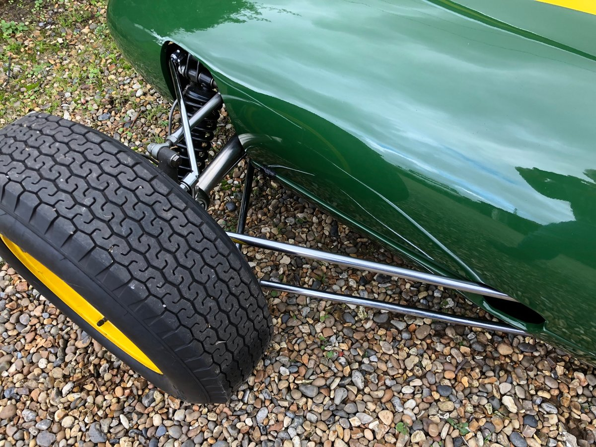 1964 Lotus 31 Formula Three / Formula 3 For Sale (picture 5 of 6)