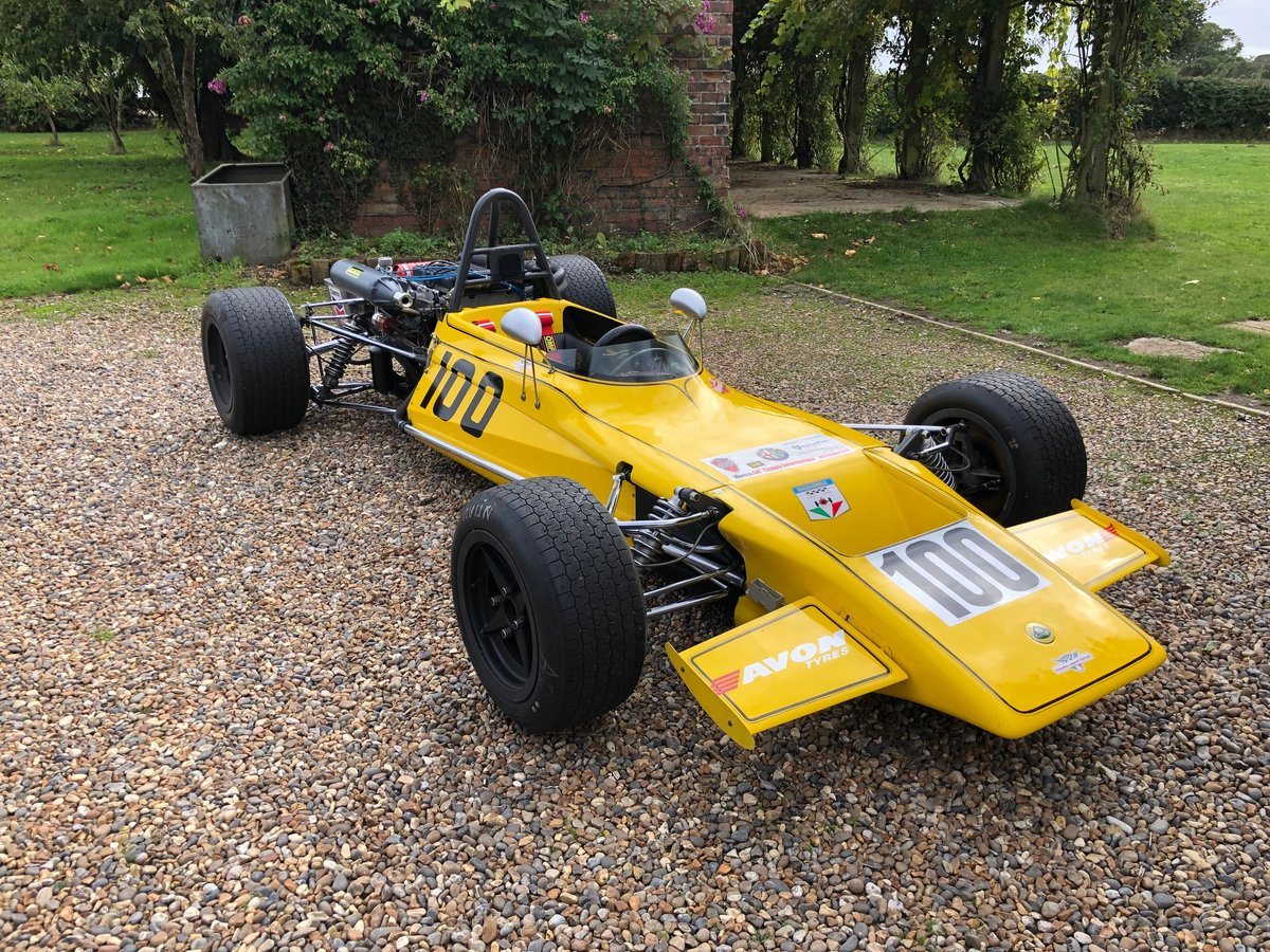 1971 Lotus 69 Formula Three / F3 For Sale (picture 1 of 6)