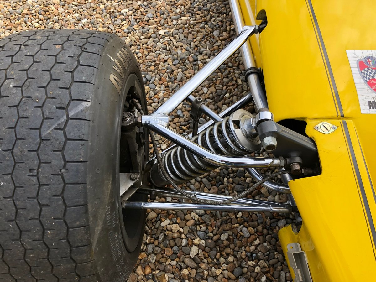 1971 Lotus 69 Formula Three / F3 For Sale (picture 5 of 6)