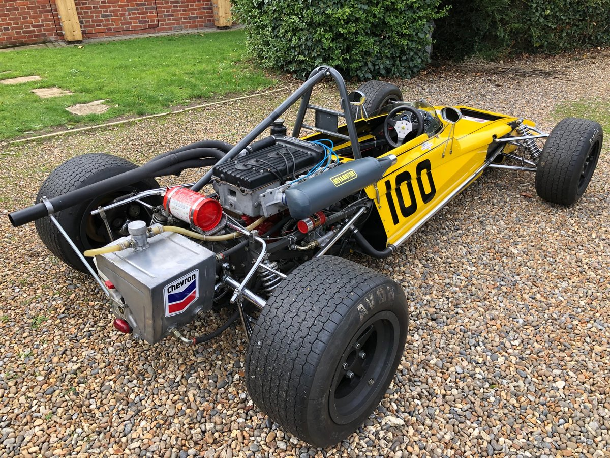 1971 Lotus 69 Formula Three / F3 For Sale (picture 6 of 6)