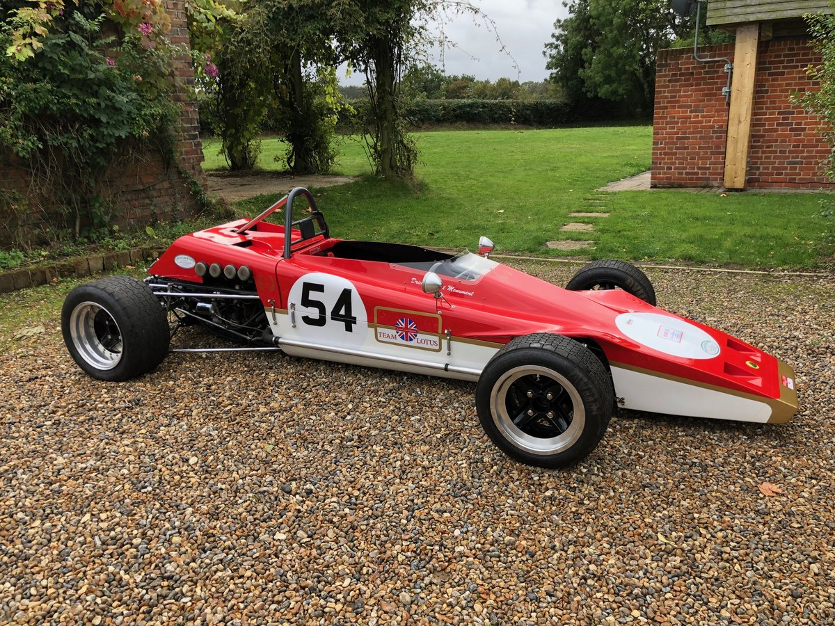 1969 Lotus 61 Formula Ford / Sprint Car For Sale (picture 1 of 6)