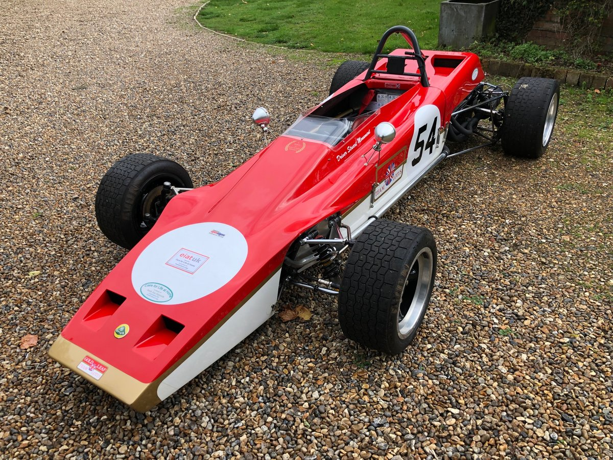 1969 Lotus 61 Formula Ford / Sprint Car For Sale (picture 6 of 6)