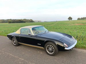Lotus Elan+2S130/5 JPS Limited Edition. 1973. 67th of 115. For Sale