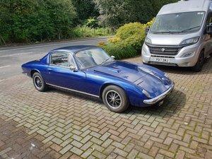 1969 Lotus Elan +2 with 2.0 Zetec 16v conversion