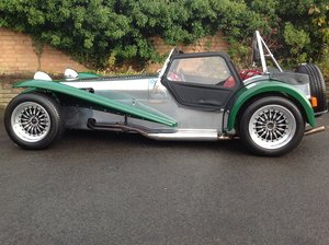1961 LOTUS SEVEN - Beautifully rebuilt & fantastically developed! For Sale
