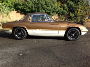 Lotus Elan Sprint FHC