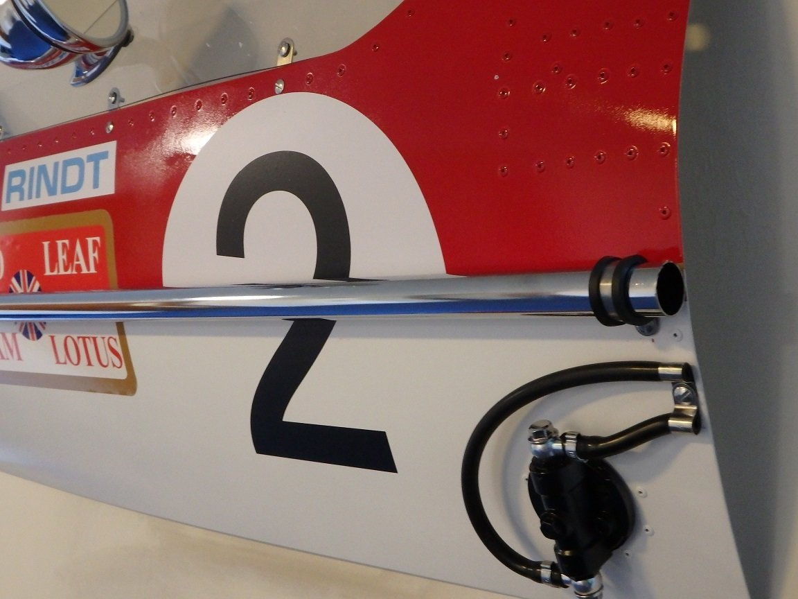 1967 Lotus Type 49 For Sale (picture 2 of 3)